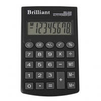 Калькулятор Brilliant BS-200 10-разрядный