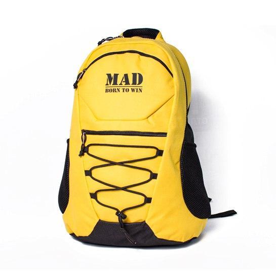 Рюкзак MAD Active (жовтий)