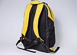 Рюкзак MAD Active (жовтий), фото 2