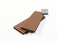 Террасная доска Zagu Home медно-коричневый