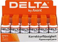 Корректирующая жидкость Delta, 18 мл
