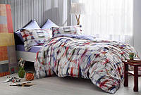 Двуспальное евро постельное белье TAC Sage Сатин-Digital