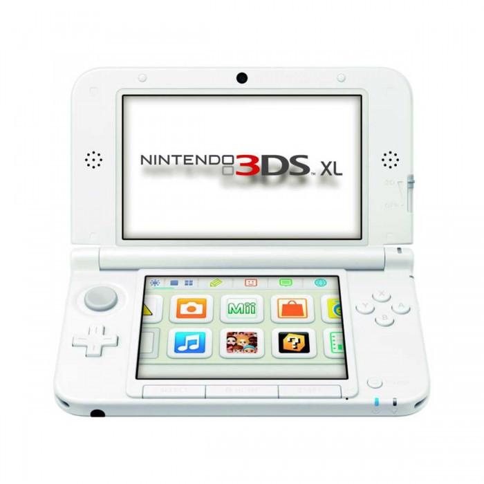 Портативная игровая приставка Nintendo 3DS XL WHITE