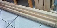 Кормушка для птиц деревянная с ручкой 90х15х15см