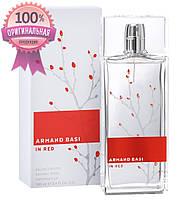 Armand Basi In Red - edt 100 ml (Оригинал)