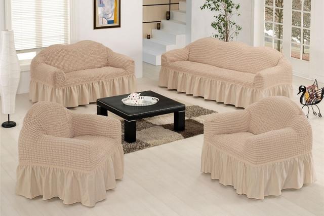 Чехлы для диванов и кресел