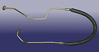 Шланг гидроусилителя трубка высокого давления CHERY AMULET A11 [1.6-2010г.] [до 2012г.1.5] Китай оригинал A15-3406100CF