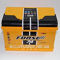 Аккумулятор автомобильный FORSE 6СТ 74Ah 720A АЗ