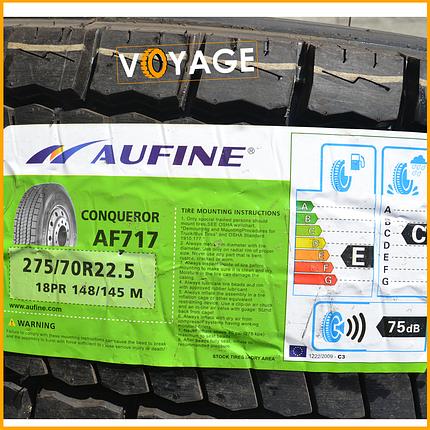 Грузовая шина 285/70R19.5  Aufine AF717 (Ведущая), фото 2