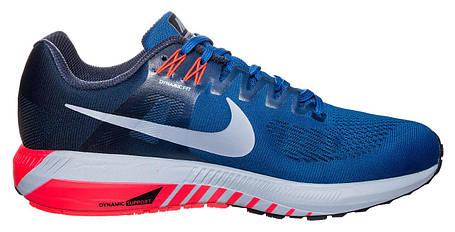4b1b634e Кроссовки Nike Air Zoom Structure 21 904695 400 - купить по лучшей ...