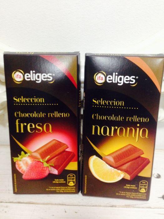 Опт. шоколад ТМ Eliges. Есть прайс с фото
