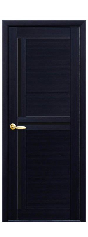 Двери межкомнатные Тринити BLK