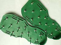 Аэратор ножной для газона, сандали /POLISAD 644988