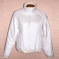 Куртка демисезонная женская белая Oxygene р.44