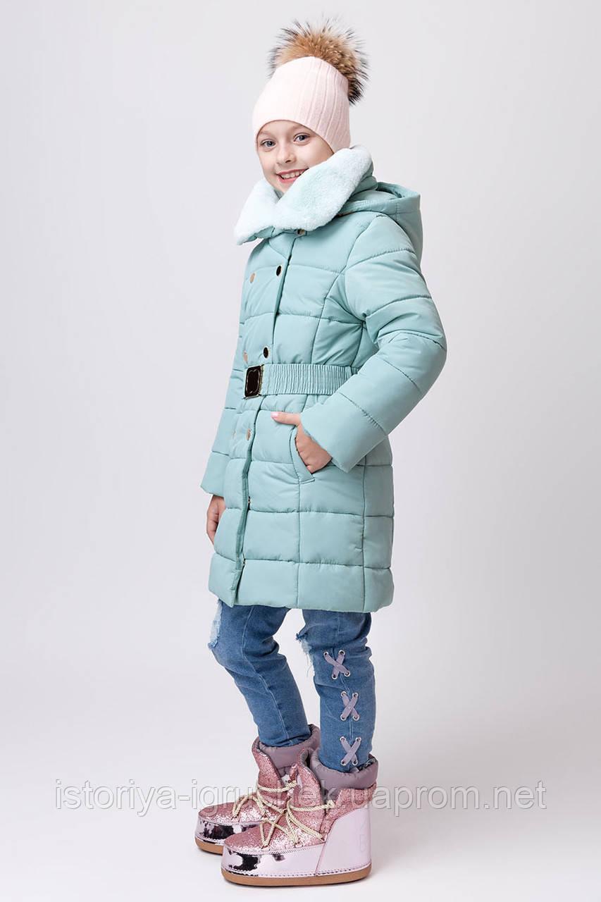 Зимняя куртка для девочки ZKD-2 в ассортименте