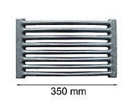 Решетка чугунная для печи 350 мм