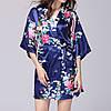 Женский халат с цветочным принтом YAOTING AL8320, фото 2
