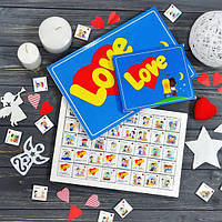 Шоколадний подарунковий набір Love Is... 30шт, фото 1