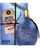 Туалетная вода Diesel Fuel For Life Denim Collection Homme (edt 75ml)