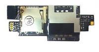 Шлейф HTC Desire HD A9191 (SIM+MMC)