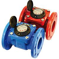 Apator счетчик воды MWN-130-40, DN=40, Qn=15, горячая вода, сухоходный, промышленный.