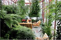 Отопление зимнего сада