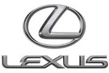 Дефлектори вікон lexus / лексус