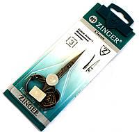Маникюрные ножницы ZINGER для ногтей с закругленными концами, фото 1
