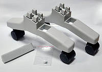 Ножки для конвектора на колесиках Термия