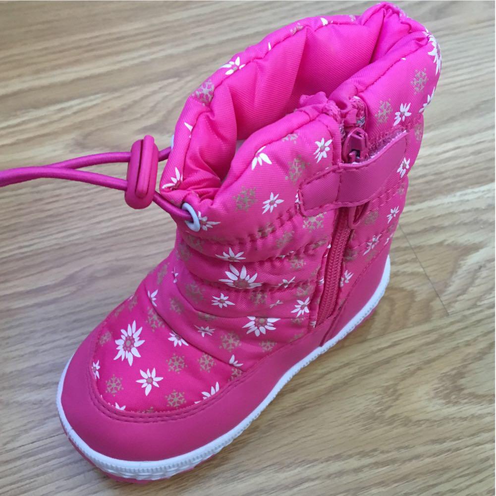 c5aed9c35 Сапожки дутики для девочки, недорогая детская зимняя обувь р.22-26р ...