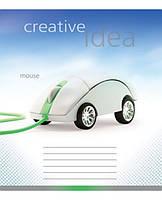 Общая тетрадь 48 листов Мрії Збуваються клетка 2015к green Креатив (TA5.4811.2015k)