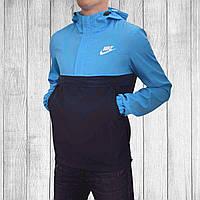 Спортивная мужская куртка анорак хит продаж