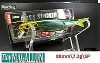 Воблер Jackall Tiny Magallon 88  SP (копия  bearking )
