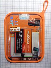 АКБ Samsung i9190 i9192 Galaxy S4 Mini i9195  B500AE 1900mAh аккумулятор на 4 контакта