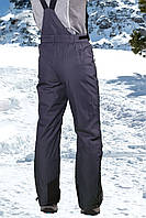 Брюки лыжные мужские темно серые