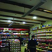 Опалення магазину, супермаркету