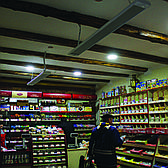 Отопление магазина, супермаркета