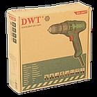 Дрель-шуруповерт DWT BM-280 T, фото 7