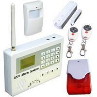 Сигнализации для дома и квартиры