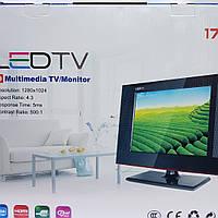 """LED TV 17""""  USB ТЕЛЕВИЗОР/МОНИТОР"""