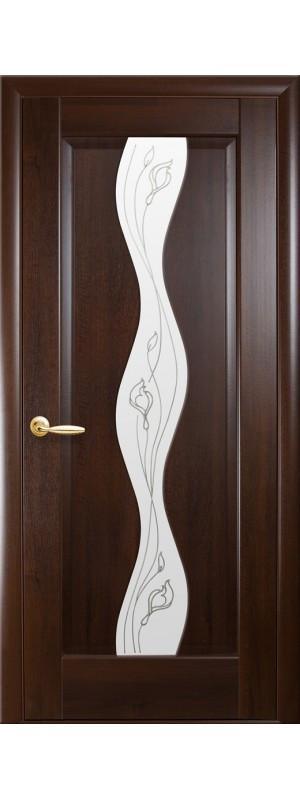 Двери межкомнатные Волна Р2
