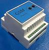gsm розетка 1x16s (SMS управление + терморегулятор)