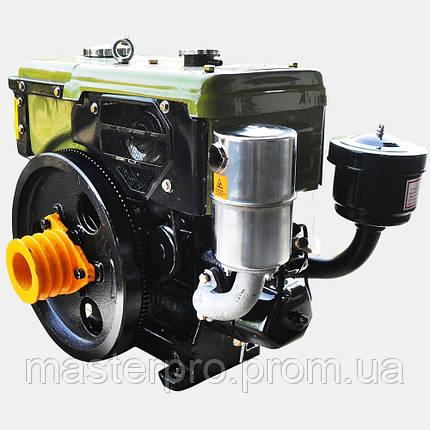 Двигатель дизельный Zubr SH195NL, фото 2