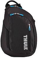 "Компактный городской рюкзак Thule Crossover Sling Pack for 13""(TCSP-313BLK) на 17 л, черный 6172406"