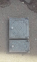 "Дверка поддувальная 270*160 мм ""СМЗ"" / Дверцята піддувні 270*160 мм ""СМЗ"", фото 3"
