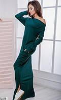Женское теплое платье 32218 КТ-1637
