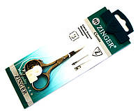 Маникюрные ножницы ZINGER для ногтей с прямыми концами