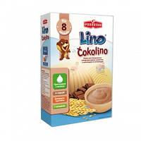 Безмолочная каша Lino Cokolino пшеничная с шоколадом, 200 г