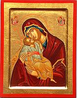 Икона Божией Матери Гликофилуса (Сладкое лобзание). Греция