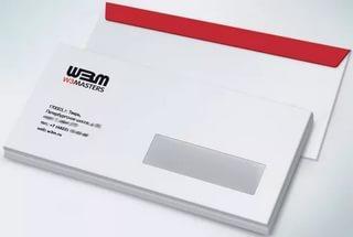 Типография конверты